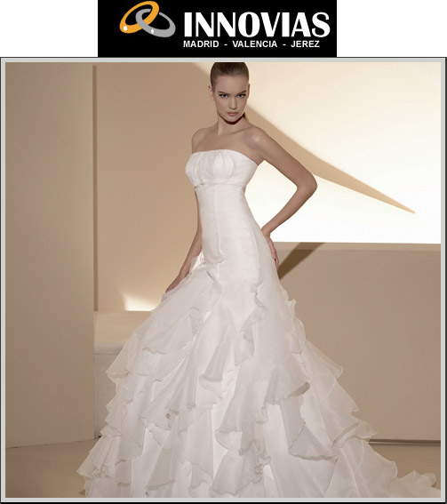 Alquiler vestido novia murcia
