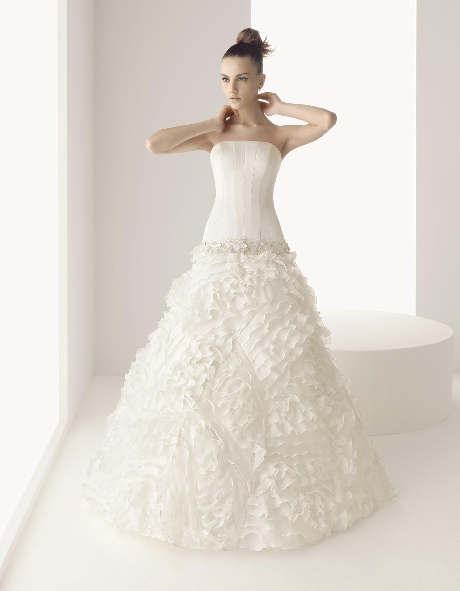 Vestidos de novia marcas reconocidas