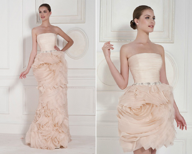 vestido de novia color palo de rosa – vestidos baratos